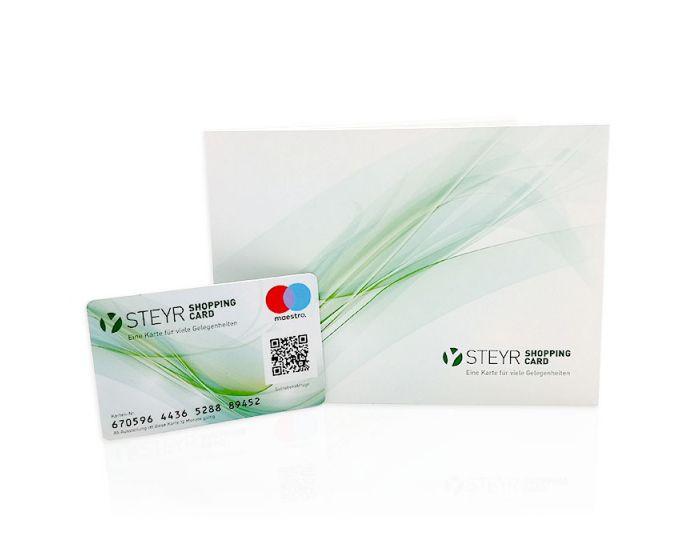 Steyr Shopping Card klassisch